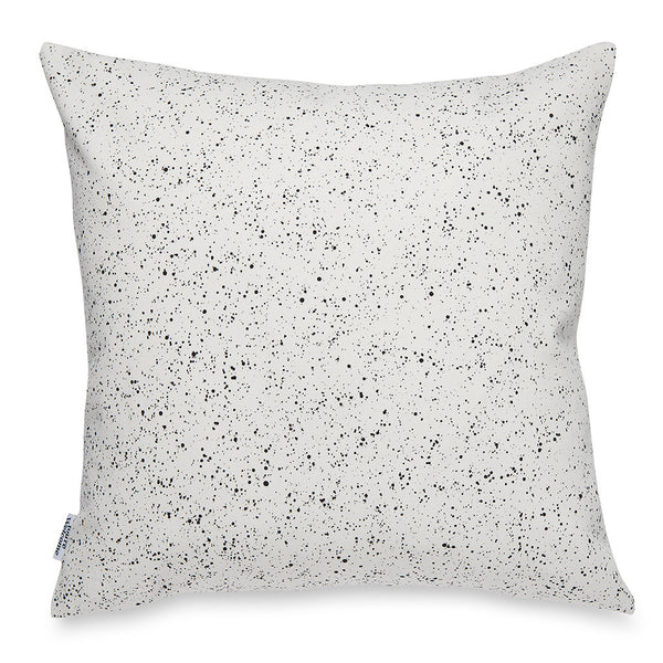 Spraycan White 50cm Cushion
