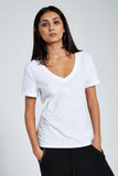 Soft V Neck T Shirt