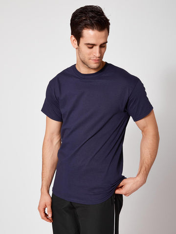 The Gym Tee : Dark Navy
