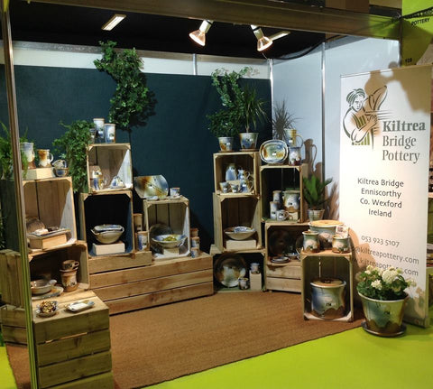 Kiltrea Pottery on The Irish Gift Market