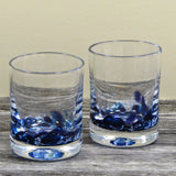 Handmade whiskey glasses set made in Ireland by Jerpoint Studio