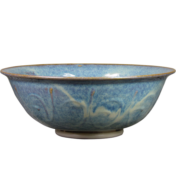 Medium Salad Serving Bowl by Castle Arch Pottery Ireland