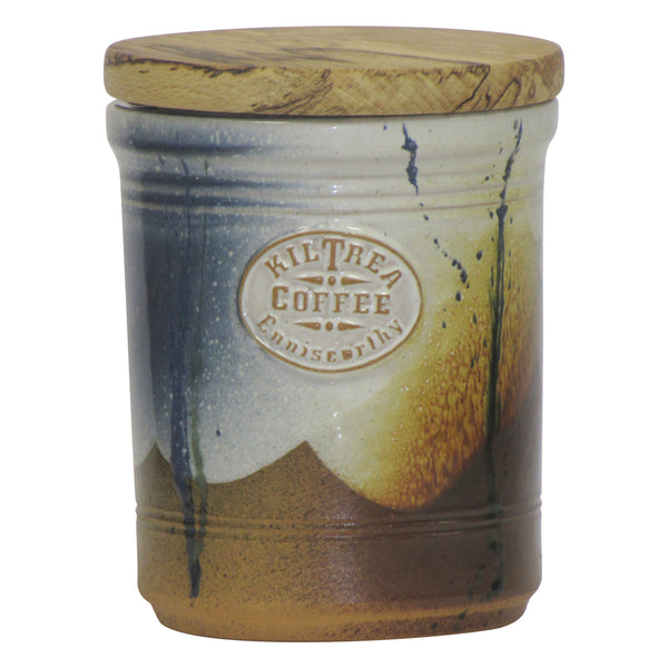 Coffee Storage Canister with Airtight Lid