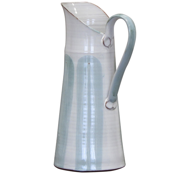 Large Table Pitcher - Green