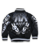 Six Bunnies Kids Jackets - Rockgroup - Badass Babies - 2
