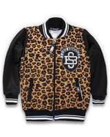 Six Bunnies Kids Jackets - Leopard