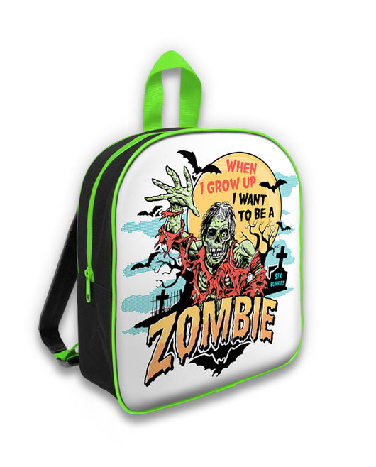 Six Bunnies Backpack Bag - Zombie - Badass Babies