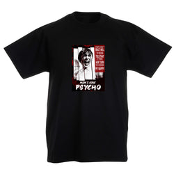 Mums Gone Psycho Kids T-Shirt