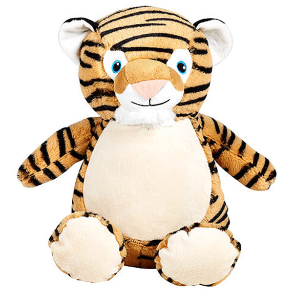 Cubbies Bumble Shumble Tiger Personalised Soft Toy