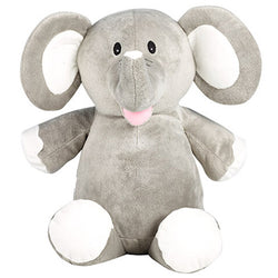 Cubbies Elle Elephant Personalised Soft Toy