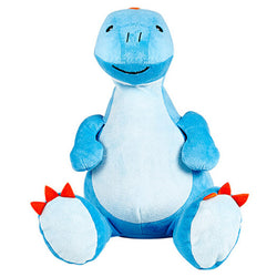 Cubbies Sir Monty Dinosaur Personalised Soft Toy