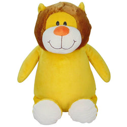 Cubbies Sundrop Lion Personalised Soft Toy