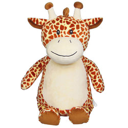 Cubbies Tumbleberry Giraffe Personalised Soft Toy