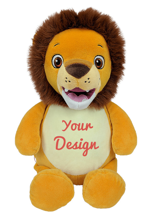 Cubbies Lion Personalised Soft Toy