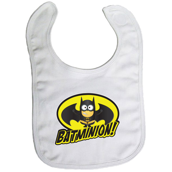 Baby Bib - Batman Minion