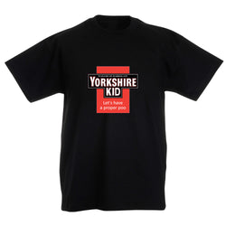 Yorkshire Kid Childrens T-Shirt