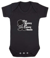 The Ministry of Funny Smells Babygrow - Badass Babies - 2
