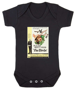 The Birds Babygrow - Badass Babies - 1