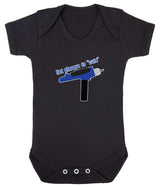 Set Phasers To Cute Babygrow - Badass Babies - 2