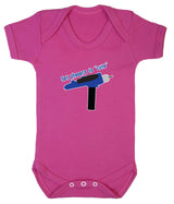 Set Phasers To Cute Babygrow - Badass Babies - 3