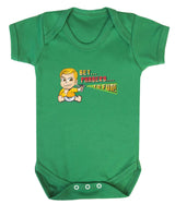Set Phasers To Fun Babygrow - Badass Babies - 4