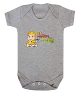 Set Phasers To Fun Babygrow - Badass Babies - 5