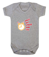Worlds most expensive alarm clock Babygrow - Badass Babies - 5
