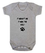 It Wasn't Me, It was the Dog! Baby Romper Bodysuit - Badass Babies - 5