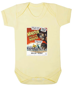 Monster Child Babygrow - Badass Babies - 1
