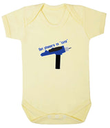 Set Phasers To Cute Babygrow - Badass Babies - 6