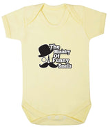 The Ministry of Funny Smells Babygrow - Badass Babies - 6