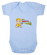 Set Phasers To Fun Babygrow - Badass Babies - 6