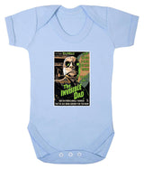 The Invisible Dad Babygrow - Badass Babies - 6