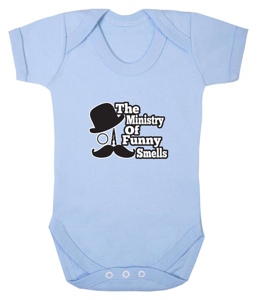 The Ministry of Funny Smells Babygrow - Badass Babies - 7