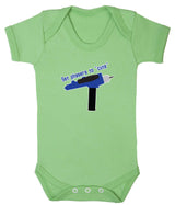 Set Phasers To Cute Babygrow - Badass Babies - 7