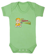Set Phasers To Fun Babygrow - Badass Babies - 7