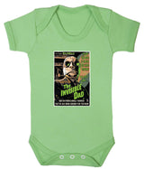 The Invisible Dad Babygrow - Badass Babies - 7