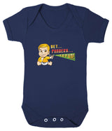 Set Phasers To Fun Babygrow - Badass Babies - 8