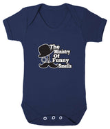 The Ministry of Funny Smells Babygrow - Badass Babies - 9