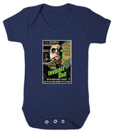 The Invisible Dad Babygrow - Badass Babies - 8