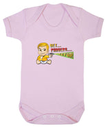 Set Phasers To Fun Babygrow - Badass Babies - 9
