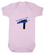 Set Phasers To Cute Babygrow - Badass Babies - 9