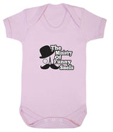 The Ministry of Funny Smells Babygrow - Badass Babies - 10
