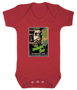 The Invisible Dad Babygrow - Badass Babies - 10