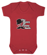 The Ministry of Funny Smells Babygrow - Badass Babies - 11