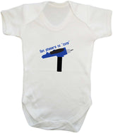 Set Phasers To Cute Babygrow - Badass Babies - 11