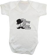 The Ministry of Funny Smells Babygrow - Badass Babies - 1