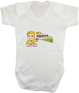 Set Phasers To Fun Babygrow - Badass Babies - 11