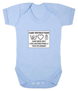 Care Instructions Babygrow - Badass Babies - 6