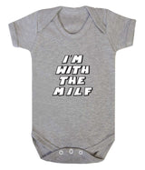Im With The MILF Babygrow - Badass Babies - 10